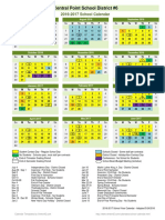 16 17 Calendar