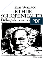 Wallace, William - Arthur Schopenhauer