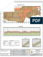 Mapa geológico canal 1+400-1+7502