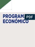 Programa Económico Bachelet 2014 - 2018
