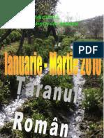 Revista Taranul Roman Ianuarie - Martie 2010