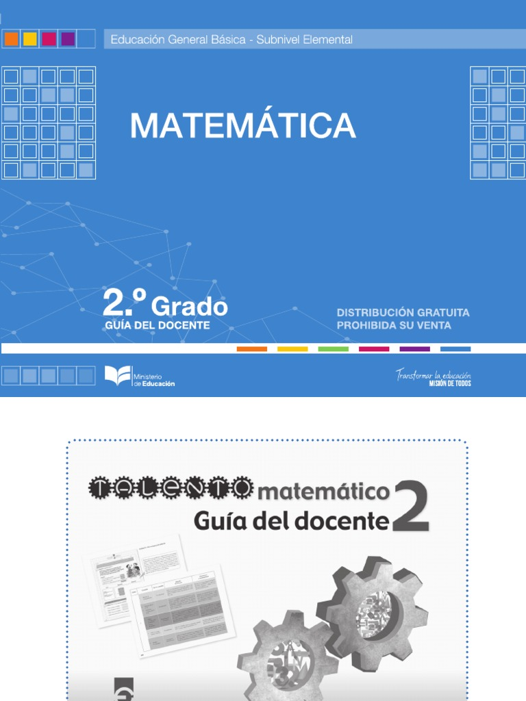 Matemática guía 2