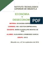 En Que Consiste Economia y Deseconomia Sergioantonioaguileraborjas