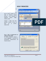 Java y Ms access