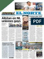 Alistan en NL uniones gays