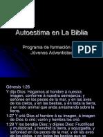 Autoestima en La Biblia