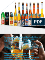 La Cerveza Diapositivas