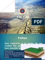 Fallas, Estructural