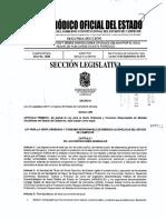 Ley Para La Venta de Bebidas Alcoholicas de Campeche