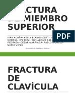 Exposicion Fractura MS Adultos