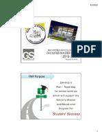 Bloomfield School District Board of Education Facility Master Plan presentation