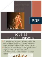 Evolucionismo unilineal