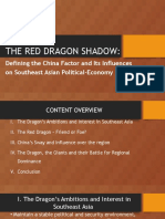 The Red Dragon Shadow