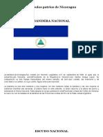 Símbolos Patrios, Nacionales y otros de Nicaragua
