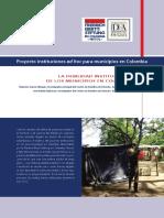 FESCOL-12_La Debilidad Institucional de Los Municipios en Col