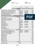 Lista Precios Cibart - 2016