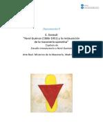 Doc. 9. Guénon y la restauración de la masonería..pdf