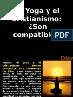El Yoga y El Cristianismo