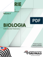 Caderno do professor 3 ano vol. 1 BIOLOGIA