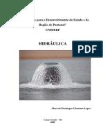 Apostila Hidráulica Prof. Marcelo Lopes