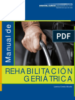 Manual Rehabilitacion Geriatrica