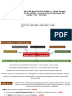 La Historia Geológica Del Norte de Sud América Desde Pangea Hasta Principios de La Colicion Con La Gran Provincia Ignea Del Caribe
