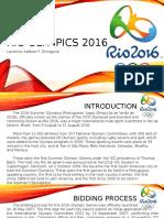 Rio Olympics 2016 - Dimaguila