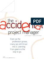 Accidental Project Manager