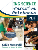 Interactive Notebook for Scince