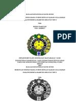 COVER Hubungan IMT Dgn KGD