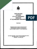 Perjanjian KHS Cubicle TA 2015_0304.PJ_Schneider_fsh