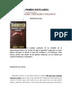 Demonologia Cap 1