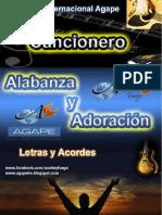 Cancionero - Letras y Acordes - Ministerio Agape.pdf