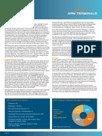 APM Terminals Fact Sheet