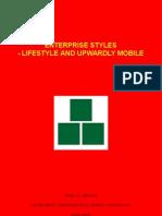 Enterprise Styles - Lifestyle and Upwardly Mobile