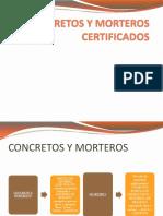 103998199 Concretos y Morteros Certificados