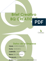 Brief Creativo Bq Creations 1