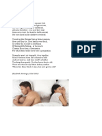 One Flesh GCSE English Literature – Poems Deep and Dangerous Study Guide