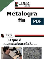 Metalogafia Upload