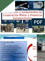 Cooperacion Militar