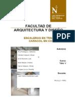 Escaleras - Informe Final