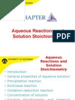 2012 Kimdas Aqueous Reactions and Solution Stoichiometry