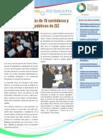 Boletín Informativo Nro 22 (+Véalo)