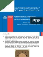 Fortificacion y Acunadura(RaulGonzalezSergnageomin)