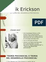 Erik Erickson Presentacion