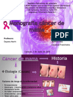 Presentacion Cancer de Mama PDF