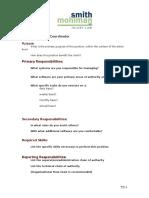 Client Coordinator Job Description
