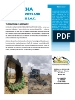 Brochure Huaracha Welding1