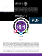 Convocatoria Concurso RED Imagen
