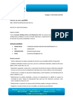 CARTA N 038-2015